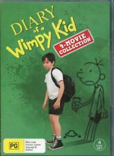 Diary Of A Wimpy Kid (DVD, 2018, 4-Disc Set)