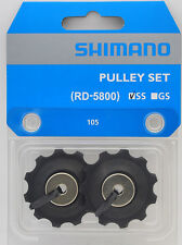 Shimano 105 RD-5800-SS Short Cage Tension & Guide Pulley Set