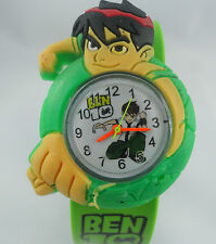 Boys favourite New Ben10 Kids wrist watch for kids-USE COUPON- FLAT12OFFF
