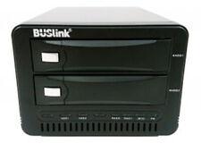 BUSlink 2-Bay RAID 1 Mirror USB 3.0/ eSATA External Desktop Hard Drive 8TB