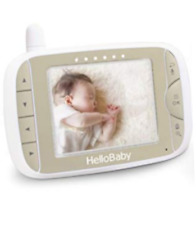 HelloBaby Video Baby Monitor Replacement 3.2'' Color LCD Screen