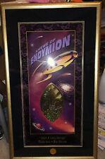 2001 Krewe Of Endymion Signed Framed Print Mardi Gras New Orleans