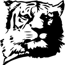 Tiger Vinyl Decal Sticker for Car/Truck Laptop Window Custom