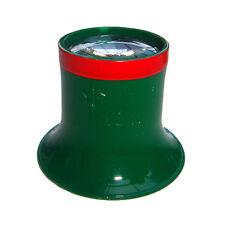 maudit loupe d'horloger loupe,10-fach avec rouge bord Caractéristique 312-1