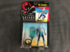 MR FREEZE BATMAN THE ANIMATED SERIES KENNER ACTION FIGURE BRAND NEW