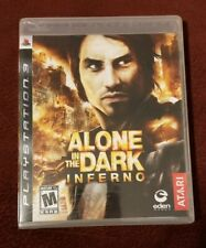 Alone In The Dark Inferno (Sony Playstation 3, 2008) Brand New Factory Sealed