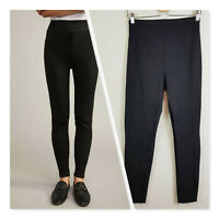 [ WITCHERY ] Womens Black High waist Leggings / Pants | Size AU 10 or US 6