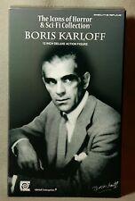 Boris Karloff 12 inch Action Figure - The Icons of Horror