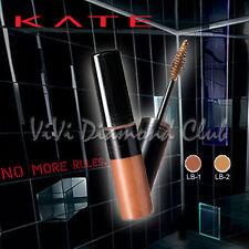 Kanebo KATE Eyebrow Mascara Color Gel Mascara 7g NEW LB-1/ LB-2 ***US SELLER***