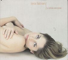 MAXI CD DIGIPACK 2T LARA FABIAN J'Y CROIS ENCORE DE 2001