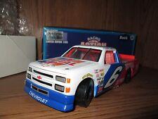 #6 rick corelli chevy race truck action 1/24  truck bank  heavy diecast bank