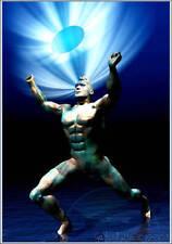 Shaman Power Reiki Attunement/spiritual training/pdf manual on cd + bonus