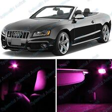 Pink Interior LED Package For Audi A5/S5 8F7 2009-2012 (4 Pieces) #732