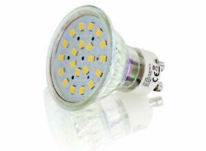 LED Spotlight Spot Lamp GU10 230V MR16 120° - 3W 280lm - Light Lamp