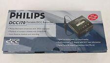 Philips DCC170 Portable Digital Compact Cassette DCC Personal Recorder Player