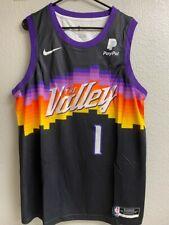 Devin Booker The Valley Phoenix Suns Jersey Swingman New Best Quality Mens Xl