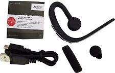 Jabra Storm BT Black Behind-The-Ear Wireless Bluetooth Stereo HD Music Headset