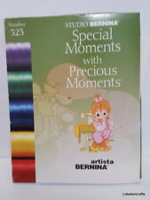 Studio Bernina Embroidery Design Card 523 Special Moments with Precious Moments
