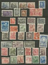 POLAND - 1951/1952 MIXED SELECTION.