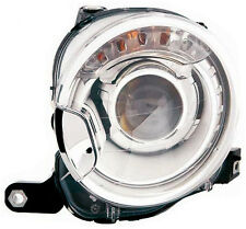 Proiettore Faro SX BI-XENO c/motore regolazione FIAT 500 dal 07'