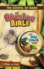 NIV Adventure Bible: The Gospel of Mark-ExLibrary