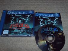 Evil Dead : Hail to the King - Rare Boxed Sega Dreamcast Game