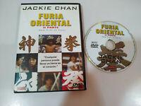 Furia Oriental II Parte Jackie Chan - DVD Español - AM