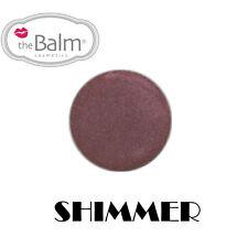 theBalm Eye Shadow Pan - #28 - Satin burgundy shimmer