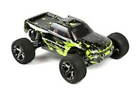 Custom Body Muddy Green for Traxxas 1/10 Rustler / Stampede Truck Shell Cover