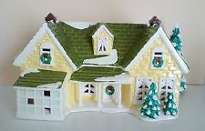 "Dept 56 Snow Village ""Nantucket Renovation"" #5441-0"