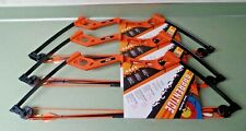 3 x Bear Archery Ays6001Tr Apprentice Youth Bow Set-Flo Orange