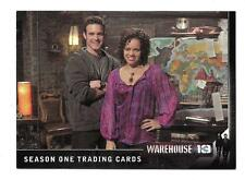 2010 WAREHOUSE 13 Season One Trading Cards Promo Card P2 Non Sport Update