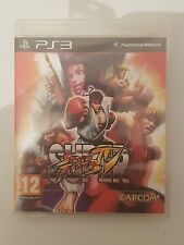 Super Street Fighter IV / 4 en español NUEVO sellado disco fisico para ps3