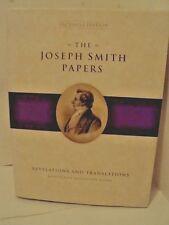 Joseph Smith Papers, Revelations and Translations:Manuscript Facsimile Edition