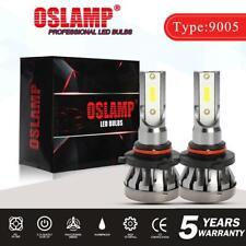 OSLAMP LED Car Headlight 9005 9145 Bulb Conversion Kit 1500W 225000LM HI/Lo Beam