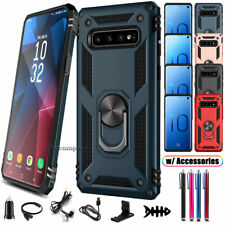 For Samsung Galaxy S10 Plus/S10e Case Hybrid Hard Armor Phone Cover Accessories