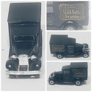 Vintage Matchbox Hardy's Black Bottle Brandy 1979 Model A Ford Vans