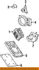 Oldsmobile GM OEM Intrigue-Engine Crankshaft Crank Position Sensor CPS 19245472