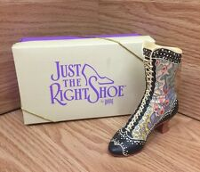 Just The Right Shoe by Raine 1998 Deco Boot 25015