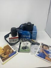 Canon EOS Digital Rebel XT Camera w/Canon EF28-90mm lens -f/4-5.6.    NOT TESTED