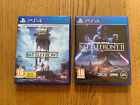 STAR WARS BATTLEFRONT 1 & 2, I & II, PS4 Playstation 4