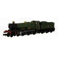 Dapol 2S-010-005D N Gauge GWR Green 4953 Pitchford Hall DCC FITTED