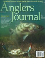 Anglers Journal Magazine - Fall 2019