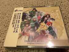 TALES OF REBIRTH SERIES BOX CD SET OST anime/ game cd Soundtrack Miya records