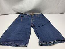 N.B.N Gear Blue Denim Bermuda Shorts Men Size 40 KG