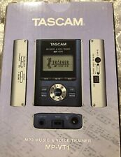 Tascam Mp-Vt1 Mp3 Music & Voice Trainer - Never Used