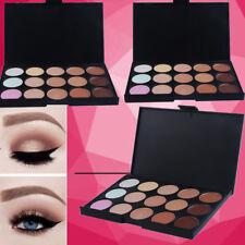 Pro 15 Color Beginner Neutral Warm Eyeshadow Palette Eye Shadow Makeup Cosmetics