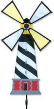 Hatteras Lighthouse Garden Wind Spinner Whirligig by Premier Kites & Designs