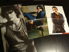 Orlando Bloom Clippings 90+ pages + poster  #2