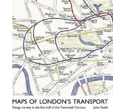Maps of London's Transport Underground Bus Green Line Tram Main Line suburban
